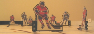 Photo of floor hockey figures
